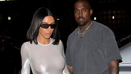 Kim Kardashian a Kanye West