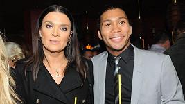 Mahulena Bočanová a Jones Santos Santana už netvoří pár.