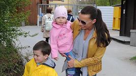 Bendová chce dceři Aličce a synovi Vašíkovi pořídit domácí zvířectvo.
