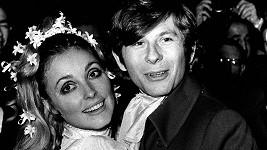 Sharon Tate a Roman Polanski