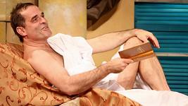 Miroslav Etzler předvedl své tělo.