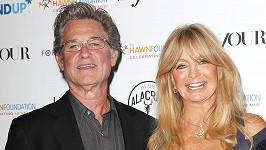 Goldie Hawn a Kurt Russell