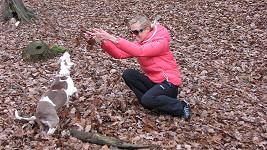 Mašlíková málem přišla o své štěně.