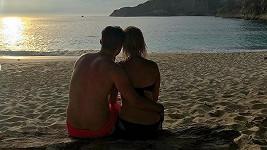 Patricie Solaříková si užívá se snoubencem dovolenou na Bali plnými doušky.