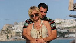 Iveta Bartošová a Domenico Martucci.