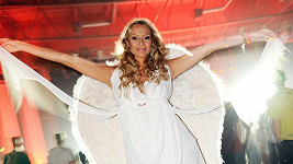 Martina Gavriely jako padlý anděl.