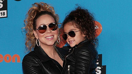 Mariah Carey s dcerou Monroe