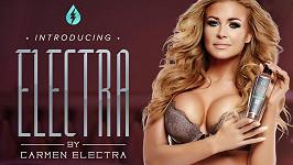 Carmen Electra má vlastní řadu lubrikantů.