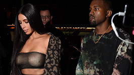 Kim a Kanye v Paříži jen pár dní předtím, než začaly jejich velké problémy...