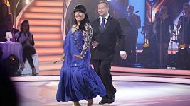 Ivana Christová si tanec užila.