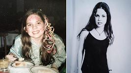 Známá česká anorektička mezi 13. a 14. rokem prošla drastickou dietou.
