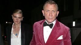 Daniel Craig s krásnou Ellou