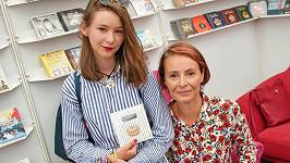 Lenka Vlasáková s dcerou Amélií