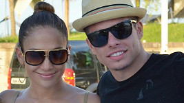 Casper Smart a Jennifer Lopez.