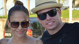 Casper Smart a Jennifer Lopez.