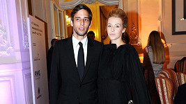 Janek Bartoška a Hana Drozdová byli krásný pár.