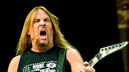 Hanneman bykl nedílnou součástí kapely Slayer.