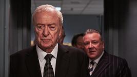 Michael caine ve filmu Králové zlodějů