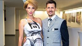 Zuzana Kanócz a Juraj Loj se těší z třetího dítěte.