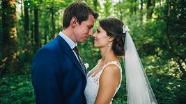 Jana s manželem Michalem