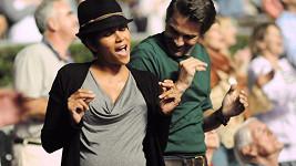 Halle Berry roztála pod rytmy R'n'B.