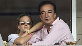 Novomanželé Mary-Kate Olsen a Olivier Sarkozy