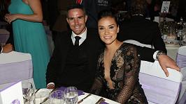 Manželé Kevin Pietersen a Jessica Taylor