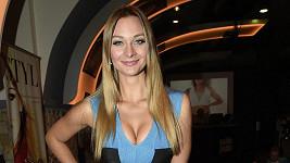 Bára Mottlová v sexy modelu