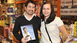 Viet Anh Doan s českou přítelkyní