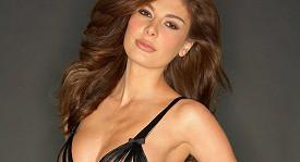 Půvabná Albánka se slušně umístila i na Miss Universe.