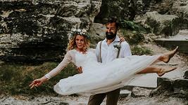 Nikol Moravcová a její snoubenec Karol už mají na svatbu natrénováno.