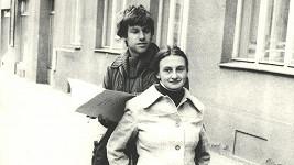 Herečka s režisérem se přátelí od studijních dob.