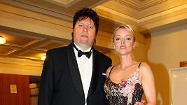 Tomi Tolkki zatoužil po manželce Dominice Gottové.
