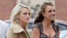 Britney Spears se sestrou Jamie Lynn