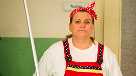 Pavla Tomicová a její nejnovější seriálová role