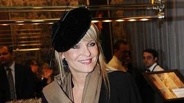 Chantall Poullain v baretu.