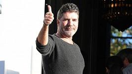Simon Cowell po návratu z nemocnice