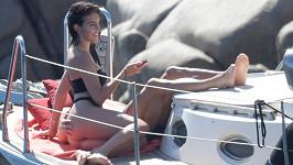 Cristiano Ronaldo a Georgina Rodriguez si prodlužují léto na jachtě.