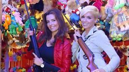 Martina Dvořáková a Hana Mašlíková