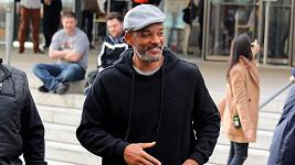 Smith natáčel v New Yorku novinku Collateral Beauty.
