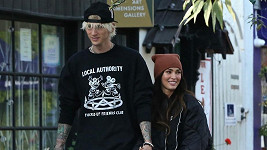 Megan Fox a Machine Gun Kelly