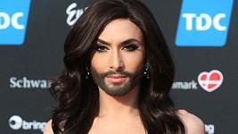 Conchita Wurst bude na Eurovizi reprezentovat Rakousko.