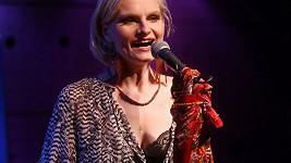 Iva Pazderková pokřtila své debutové album.