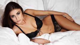 Natálie Myslíková má dokonalé tělo.
