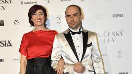Simona Babčáková a Ian Adensam