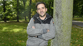 Matouš Ruml se opět dostává do víru taneční soutěže - jako moderátor.