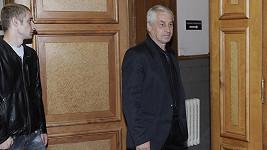 Josef Rychtář je u soudu jako doma.