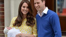 Malá princezna, která přišla na svět v sobotu 2. května, dostala jméno Charlotte Elizabeth Diana.