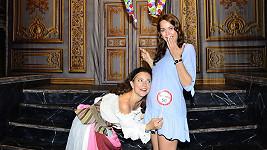 Těhotnou Karolinu nahradí v představeních Ivana Korolová.