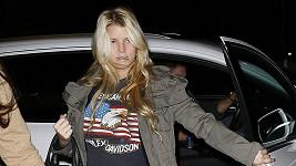 Jessica Simpson nyní vyznává hlavně pohodlí.